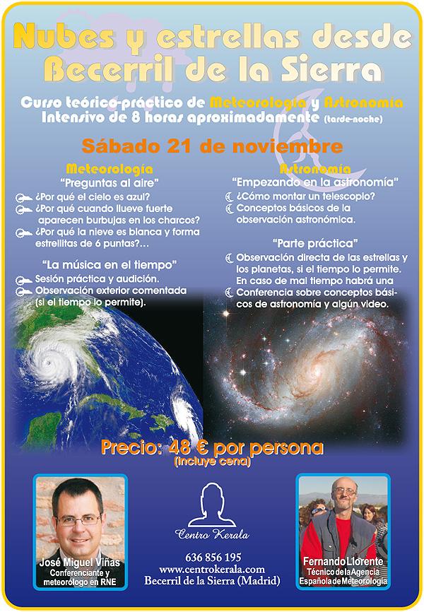 Cartel curso meteorologia y astronomia.cdr