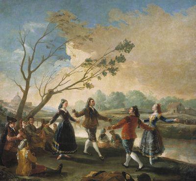baile-a-orillas-del-manzanaresgoya